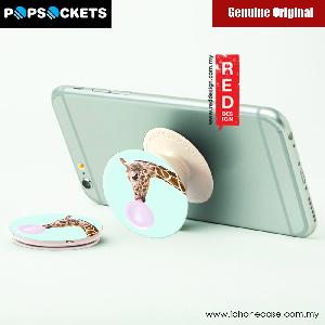 Picture of Popsockets A Phone Grip A Phone Stand An Earbud Management System (Bubblegum Giraffe) Red Design- Red Design Cases, Red Design Covers, iPad Cases and a wide selection of Red Design Accessories in Malaysia, Sabah, Sarawak and Singapore