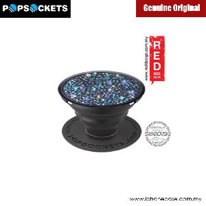 Picture of Popsockets A Phone Grip A Phone Stand An Earbud Management System Crystals from Swarovski (Midnight Crystal) Red Design- Red Design Cases, Red Design Covers, iPad Cases and a wide selection of Red Design Accessories in Malaysia, Sabah, Sarawak and Singapore