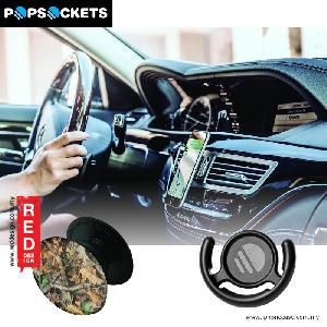 Picture of Popsockets A Phone Grip A Phone Stand An Earbud Management System - Camo with Popclip Red Design- Red Design Cases, Red Design Covers, iPad Cases and a wide selection of Red Design Accessories in Malaysia, Sabah, Sarawak and Singapore