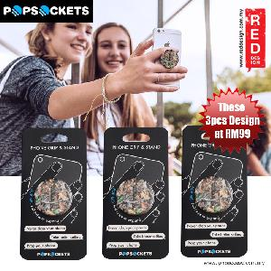 Picture of Popsockets A Phone Grip A Phone Stand An Earbud Management System - Camo 3pcs Red Design- Red Design Cases, Red Design Covers, iPad Cases and a wide selection of Red Design Accessories in Malaysia, Sabah, Sarawak and Singapore