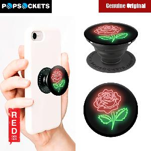 Picture of Popsockets A Phone Grip A Phone Stand An Earbud Management System (Neon Rose) Red Design- Red Design Cases, Red Design Covers, iPad Cases and a wide selection of Red Design Accessories in Malaysia, Sabah, Sarawak and Singapore