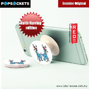 Picture of Popsockets A Phone Grip A Phone Stand An Earbud Management System (SKATEBOARDERS) Licence: Keith Harring edition Red Design- Red Design Cases, Red Design Covers, iPad Cases and a wide selection of Red Design Accessories in Malaysia, Sabah, Sarawak and Singapore