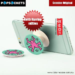 Picture of Popsockets A Phone Grip A Phone Stand An Earbud Management System (SPLIT FIGURE) Licence: Keith Harring edition Red Design- Red Design Cases, Red Design Covers, iPad Cases and a wide selection of Red Design Accessories in Malaysia, Sabah, Sarawak and Singapore