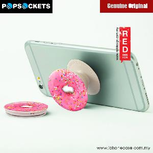 Picture of Popsockets A Phone Grip A Phone Stand An Earbud Management System - Pink Donut Red Design- Red Design Cases, Red Design Covers, iPad Cases and a wide selection of Red Design Accessories in Malaysia, Sabah, Sarawak and Singapore