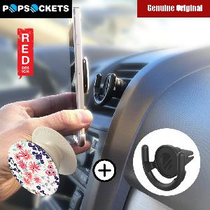 Picture of Popsockets A Phone Grip A Phone Stand An Earbud Management System (Summer Mix with Car Vent Mount) Red Design- Red Design Cases, Red Design Covers, iPad Cases and a wide selection of Red Design Accessories in Malaysia, Sabah, Sarawak and Singapore