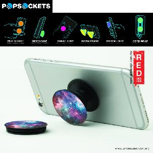 Picture of Popsockets A Phone Grip A Phone Stand An Earbud Management System - Blue Nebula Red Design- Red Design Cases, Red Design Covers, iPad Cases and a wide selection of Red Design Accessories in Malaysia, Sabah, Sarawak and Singapore