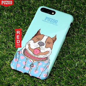 Picture of Puzoo Fashion TPU Soft Case for Apple iPhone 7 Plus iPhone 8 Plus 5.5 - Art Dog Apple iPhone 8 Plus- Apple iPhone 8 Plus Cases, Apple iPhone 8 Plus Covers, iPad Cases and a wide selection of Apple iPhone 8 Plus Accessories in Malaysia, Sabah, Sarawak and Singapore