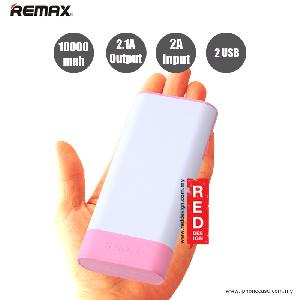 Picture of Remax Youth Series Power Bank 10000mah - Pink Red Design- Red Design Cases, Red Design Covers, iPad Cases and a wide selection of Red Design Accessories in Malaysia, Sabah, Sarawak and Singapore