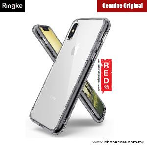Picture of Rearth Ringke FUSION Crystal Clear PC Back TPU Bumper Case for Apple iPhone X (Smoke Black) Apple iPhone X- Apple iPhone X Cases, Apple iPhone X Covers, iPad Cases and a wide selection of Apple iPhone X Accessories in Malaysia, Sabah, Sarawak and Singapore
