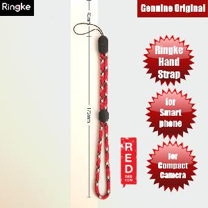 Picture of Ringke Multipurpose Paracord Hand Strap Wrist Strap Lanyard for Smartphone Case Camera Pendrive Flash Drive (Fire Red) Red Design- Red Design Cases, Red Design Covers, iPad Cases and a wide selection of Red Design Accessories in Malaysia, Sabah, Sarawak and Singapore