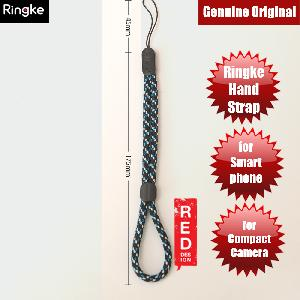 Picture of Ringke Multipurpose Paracord Hand Strap Wrist Strap Lanyard for Smartphone Case Camera Pendrive Flash Drive (Sky Blue) Red Design- Red Design Cases, Red Design Covers, iPad Cases and a wide selection of Red Design Accessories in Malaysia, Sabah, Sarawak and Singapore