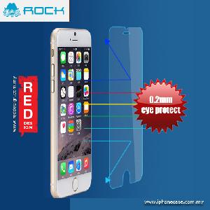 Picture of Rock Ultra Thin Tempered Glass for iPhone 6 Plus 5.5 - 0.2mm 2.5D Curve Anti Blue Ray Eye Protection Apple iPhone 6 Plus 5.5- Apple iPhone 6 Plus 5.5 Cases, Apple iPhone 6 Plus 5.5 Covers, iPad Cases and a wide selection of Apple iPhone 6 Plus 5.5 Accessories in Malaysia, Sabah, Sarawak and Singapore