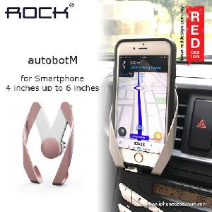 Picture of Rock AutobotM Smart Car Holder Vent Car Holder - Rose Gold Red Design- Red Design Cases, Red Design Covers, iPad Cases and a wide selection of Red Design Accessories in Malaysia, Sabah, Sarawak and Singapore