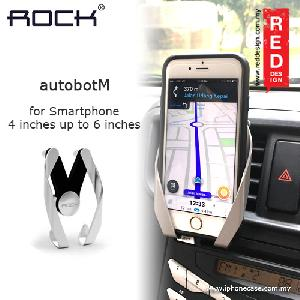 Picture of Rock AutobotM Smart Car Holder Vent Car Holder - Silver Red Design- Red Design Cases, Red Design Covers, iPad Cases and a wide selection of Red Design Accessories in Malaysia, Sabah, Sarawak and Singapore