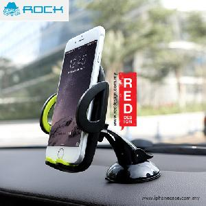 Picture of Rock Deluxe Dashboard and Windscreen Car Phone Holder - Green Red Design- Red Design Cases, Red Design Covers, iPad Cases and a wide selection of Red Design Accessories in Malaysia, Sabah, Sarawak and Singapore
