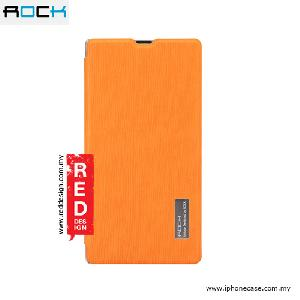 Picture of Rock Elegant Series Case for Sony Xperia Z1 - Orange Sony Xperia Z1- Sony Xperia Z1 Cases, Sony Xperia Z1 Covers, iPad Cases and a wide selection of Sony Xperia Z1 Accessories in Malaysia, Sabah, Sarawak and Singapore