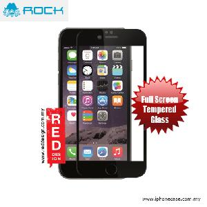 Picture of Rock Full Screen Tempered Glass for iPhone 6 4.7 - 0.3mm 2.5D Black Apple iPhone 6 4.7- Apple iPhone 6 4.7 Cases, Apple iPhone 6 4.7 Covers, iPad Cases and a wide selection of Apple iPhone 6 4.7 Accessories in Malaysia, Sabah, Sarawak and Singapore