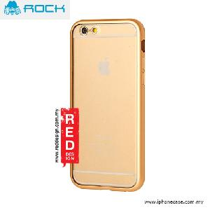 Picture of Rock KANI Series Hybrid Protection Bumper Case for iPhone 6 4.7 - Gold Apple iPhone 6 4.7- Apple iPhone 6 4.7 Cases, Apple iPhone 6 4.7 Covers, iPad Cases and a wide selection of Apple iPhone 6 4.7 Accessories in Malaysia, Sabah, Sarawak and Singapore