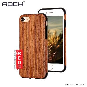 Picture of Rock Origin Series Wood Case for Apple iPhone 7 iPhone 8 4.7 - Rose Wood Apple iPhone 8- Apple iPhone 8 Cases, Apple iPhone 8 Covers, iPad Cases and a wide selection of Apple iPhone 8 Accessories in Malaysia, Sabah, Sarawak and Singapore