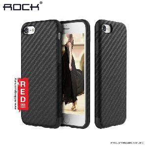 Picture of Rock Origin Series Carbon Fiber Texture TPU Case for Apple iPhone 7 iPhone 8 4.7 - Black Apple iPhone 8- Apple iPhone 8 Cases, Apple iPhone 8 Covers, iPad Cases and a wide selection of Apple iPhone 8 Accessories in Malaysia, Sabah, Sarawak and Singapore