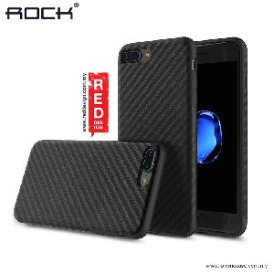 Picture of Rock Origin Series Carbon Fiber Texture TPU Case for Apple iPhone 7 Plus iPhone 8 Plus 5.5 - Black Apple iPhone 8 Plus- Apple iPhone 8 Plus Cases, Apple iPhone 8 Plus Covers, iPad Cases and a wide selection of Apple iPhone 8 Plus Accessories in Malaysia, Sabah, Sarawak and Singapore