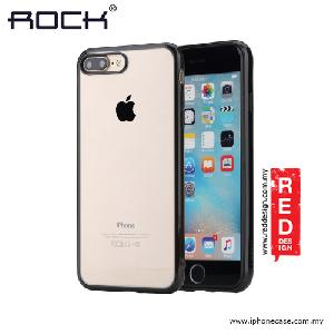 Picture of Rock Pure Series Soft TPU Shockproof Drop Protection Case for Apple iPhone 7 Plus iPhone 8 Plus 5.5 - Black Apple iPhone 8 Plus- Apple iPhone 8 Plus Cases, Apple iPhone 8 Plus Covers, iPad Cases and a wide selection of Apple iPhone 8 Plus Accessories in Malaysia, Sabah, Sarawak and Singapore