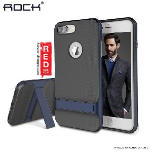 Picture of Rock Royce Kickstand Series Double Layer Cover Case for Apple iPhone 7 Plus 5.5 - Navy Blue Apple iPhone 7 Plus 5.5- Apple iPhone 7 Plus 5.5 Cases, Apple iPhone 7 Plus 5.5 Covers, iPad Cases and a wide selection of Apple iPhone 7 Plus 5.5 Accessories in Malaysia, Sabah, Sarawak and Singapore