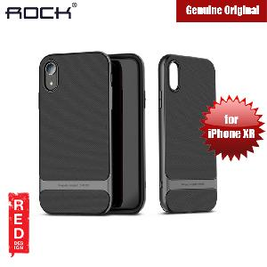 Picture of Rock Royce Series Drop Proof and Slim Camera Protection Back Cover  Case for Apple iPhone XR (Grey) Apple iPhone XR- Apple iPhone XR Cases, Apple iPhone XR Covers, iPad Cases and a wide selection of Apple iPhone XR Accessories in Malaysia, Sabah, Sarawak and Singapore
