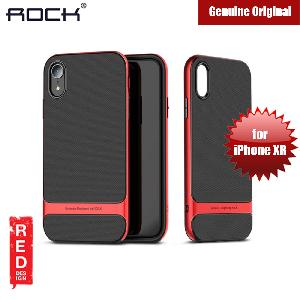 Picture of Rock Royce Series Drop Proof and Slim Camera Protection Back Cover  Case for Apple iPhone XR (Red) Apple iPhone XR- Apple iPhone XR Cases, Apple iPhone XR Covers, iPad Cases and a wide selection of Apple iPhone XR Accessories in Malaysia, Sabah, Sarawak and Singapore