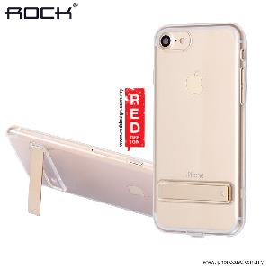 Picture of Rock TPU Slim Jacket with Kicstand for Apple iPhone 7 iPhone 8 4.7 - Clear Apple iPhone 8- Apple iPhone 8 Cases, Apple iPhone 8 Covers, iPad Cases and a wide selection of Apple iPhone 8 Accessories in Malaysia, Sabah, Sarawak and Singapore