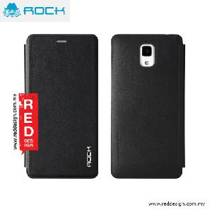 Picture of Rock Uni Series Flip Cover Case for Miui Xiaomi Mi 4 - Black Miui Xiaomi Mi 4- Miui Xiaomi Mi 4 Cases, Miui Xiaomi Mi 4 Covers, iPad Cases and a wide selection of Miui Xiaomi Mi 4 Accessories in Malaysia, Sabah, Sarawak and Singapore