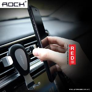 Picture of Rock Universal Gravity Air Vent Car Mount - Grey Red Design- Red Design Cases, Red Design Covers, iPad Cases and a wide selection of Red Design Accessories in Malaysia, Sabah, Sarawak and Singapore
