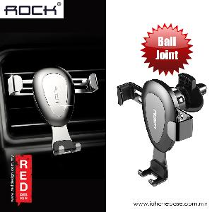 Picture of Rock Universal Gravity Air Vent Car Mount with Ball Join for Smartphone up to 6 inches iPhone X Note 8 iPhone 8 Plus (Grey) Red Design- Red Design Cases, Red Design Covers, iPad Cases and a wide selection of Red Design Accessories in Malaysia, Sabah, Sarawak and Singapore