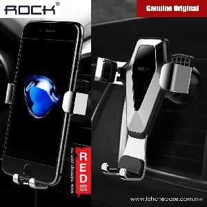 Picture of Rock Universal Gravity Air Vent Car Mount II support smartphone up to 6 inches (Grey) Red Design- Red Design Cases, Red Design Covers, iPad Cases and a wide selection of Red Design Accessories in Malaysia, Sabah, Sarawak and Singapore