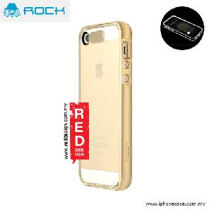 Picture of Rock Light Tube Upgraded Series Back Cover Case for iPhone 5 iPhone 5S - Champagne Gold Apple iPhone 5S- Apple iPhone 5S Cases, Apple iPhone 5S Covers, iPad Cases and a wide selection of Apple iPhone 5S Accessories in Malaysia, Sabah, Sarawak and Singapore