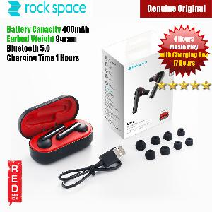 Picture of Rock Space EB70 True Wireless Stereo Earphone (White)