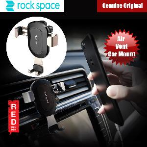Picture of Rock Space Universal Gravity Air Vent Car Mount for Smartphone up to 6 inches (Gold) Red Design- Red Design Cases, Red Design Covers, iPad Cases and a wide selection of Red Design Accessories in Malaysia, Sabah, Sarawak and Singapore