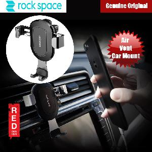 Picture of Rock Space Universal Gravity Air Vent Car Mount for Smartphone up to 6 inches (Grey) Red Design- Red Design Cases, Red Design Covers, iPad Cases and a wide selection of Red Design Accessories in Malaysia, Sabah, Sarawak and Singapore
