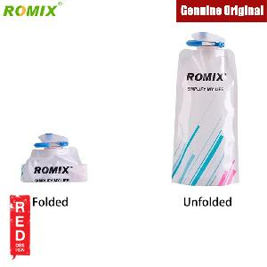 Picture of Romix Foldable Bottle BPA Free 700ml (White) Red Design- Red Design Cases, Red Design Covers, iPad Cases and a wide selection of Red Design Accessories in Malaysia, Sabah, Sarawak and Singapore