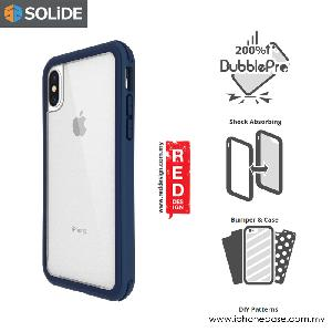 Picture of SOLiDE Venus DIY Case for Apple iPhone X (Navy Blue) Apple iPhone X- Apple iPhone X Cases, Apple iPhone X Covers, iPad Cases and a wide selection of Apple iPhone X Accessories in Malaysia, Sabah, Sarawak and Singapore