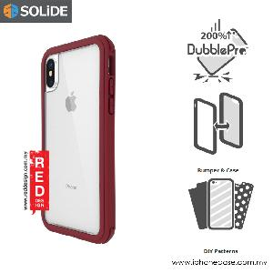 Picture of SOLiDE Venus DIY Case for Apple iPhone X (Red) Apple iPhone X- Apple iPhone X Cases, Apple iPhone X Covers, iPad Cases and a wide selection of Apple iPhone X Accessories in Malaysia, Sabah, Sarawak and Singapore
