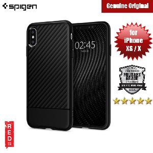 Picture of Spigen Core Armor Protection Case for Apple iPhone XS (Black) Apple iPhone XS- Apple iPhone XS Cases, Apple iPhone XS Covers, iPad Cases and a wide selection of Apple iPhone XS Accessories in Malaysia, Sabah, Sarawak and Singapore