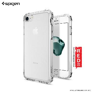 Picture of Spigen Crystal Shell Protection Case for Apple iPhone 7 iPhone 8 4.7 - Clear Crystal Apple iPhone 8- Apple iPhone 8 Cases, Apple iPhone 8 Covers, iPad Cases and a wide selection of Apple iPhone 8 Accessories in Malaysia, Sabah, Sarawak and Singapore