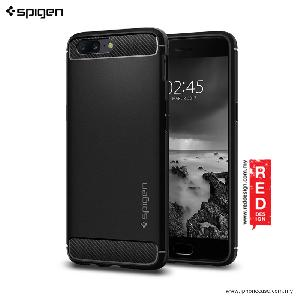 Picture of Spigen Rugged Armor Protection Case for One Plus 5 - Black One Plus 5- One Plus 5 Cases, One Plus 5 Covers, iPad Cases and a wide selection of One Plus 5 Accessories in Malaysia, Sabah, Sarawak and Singapore
