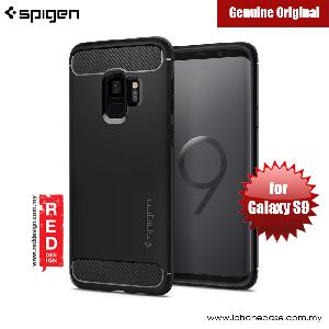 Picture of Spigen Rugged Armor Protection Case for Samsung Galaxy S9 (Black) Samsung Galaxy S9- Samsung Galaxy S9 Cases, Samsung Galaxy S9 Covers, iPad Cases and a wide selection of Samsung Galaxy S9 Accessories in Malaysia, Sabah, Sarawak and Singapore