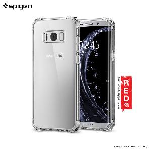 Picture of Spigen Crystal Shell Protection Case for Samsung Galaxy S8 - Crystal Clear Samsung Galaxy S8- Samsung Galaxy S8 Cases, Samsung Galaxy S8 Covers, iPad Cases and a wide selection of Samsung Galaxy S8 Accessories in Malaysia, Sabah, Sarawak and Singapore