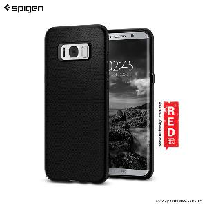 Picture of Spigen Liquid Air Armor Protection Case for Samsung Galaxy S8 - Black Samsung Galaxy S8- Samsung Galaxy S8 Cases, Samsung Galaxy S8 Covers, iPad Cases and a wide selection of Samsung Galaxy S8 Accessories in Malaysia, Sabah, Sarawak and Singapore
