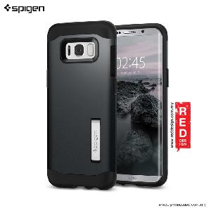 Picture of Spigen Slim Armor Protection Case for Samsung Galaxy S8 - Metal Slate Samsung Galaxy S8- Samsung Galaxy S8 Cases, Samsung Galaxy S8 Covers, iPad Cases and a wide selection of Samsung Galaxy S8 Accessories in Malaysia, Sabah, Sarawak and Singapore