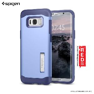 Picture of Spigen Slim Armor Protection Case for Samsung Galaxy S8 - Violet Samsung Galaxy S8- Samsung Galaxy S8 Cases, Samsung Galaxy S8 Covers, iPad Cases and a wide selection of Samsung Galaxy S8 Accessories in Malaysia, Sabah, Sarawak and Singapore