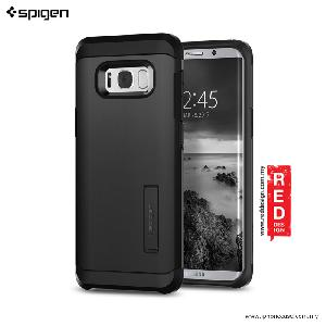 Picture of Spigen Tough Armor Protection Case for Samsung Galaxy S8 - Black Samsung Galaxy S8- Samsung Galaxy S8 Cases, Samsung Galaxy S8 Covers, iPad Cases and a wide selection of Samsung Galaxy S8 Accessories in Malaysia, Sabah, Sarawak and Singapore